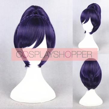 Purple 32cm Love Live! Nozomi TojoSeptember Ver. Cosplay Wig