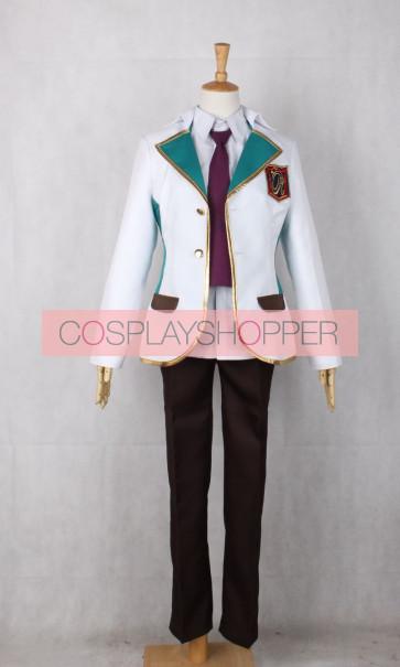 Star-Myu Kaito Tsukigami Cosplay Costume