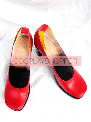 Aria Akira E. Ferrari Cosplay Shoes