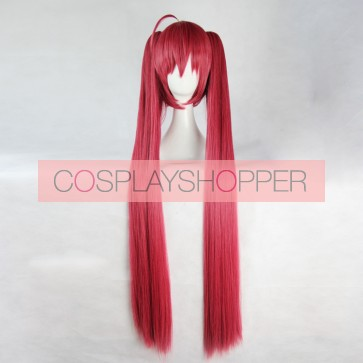 Red 100cm Date A Live Kotori Itsuka Cosplay Wig