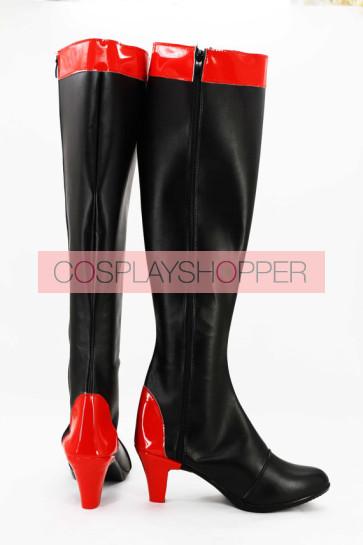 Kamigami no Asobi: Ludere deorum Loki Laevatein Cosplay Boots