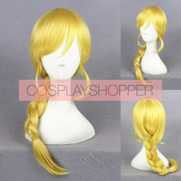 Yellow 40cm Love Live! Eli AyaseJanuary Ver. Cosplay Wig