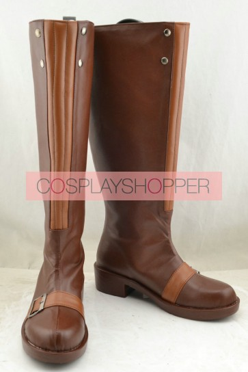 Unlight Ideriha Cosplay Boots