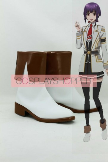 Kamigami no Asobi: Ludere deorum Yui Kusanagi Cosplay Boots