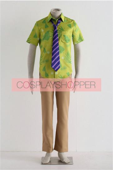Zootopia Nick Cosplay Costume