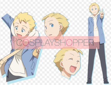 Kimi to Boku Chizuru Tachibana School Uniform Cosplay Costume