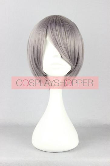 Gray 30cm Kimi to Boku Azuma Kouichi Azuma-sensei Cosplay Wig