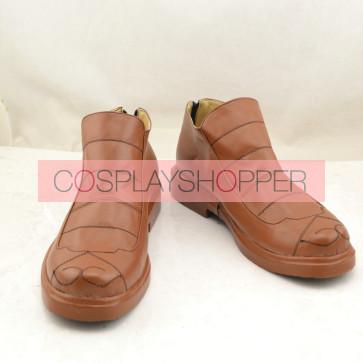 Akatsuki no Yona White Dragon Ki-Ja Cosplay Shoes