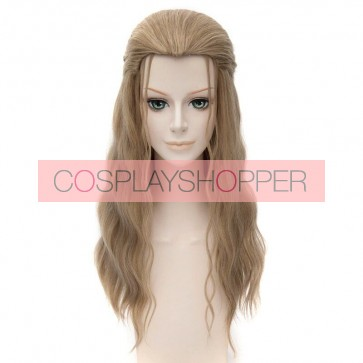 Blonde 60cm The Avengers Thor Odinson Cosplay Wig