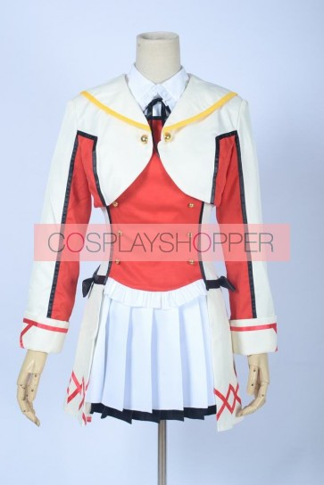 Love Live! School Idol Project Season 2 Kotori Minami Red Cosplay Costume