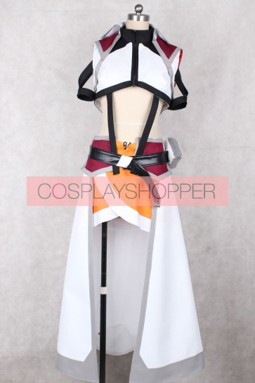 Cross Ange: Rondo of Angels and Dragons Ersha Cosplay Costume