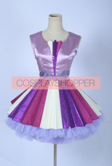Love Live! Nozomi Tojo Party Dress Cosplay Costume