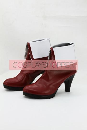 Beyond the Boundary Mirai Kuriyama Cosplay Shoes