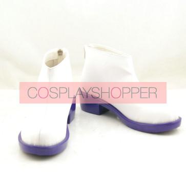 Vocaloid Haku Snow Hatsune Miku Cosplay Shoes