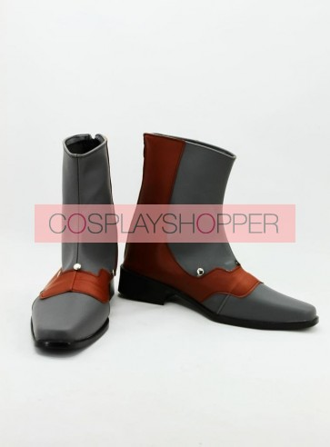 Blazblue Hazama Cosplay Shoes