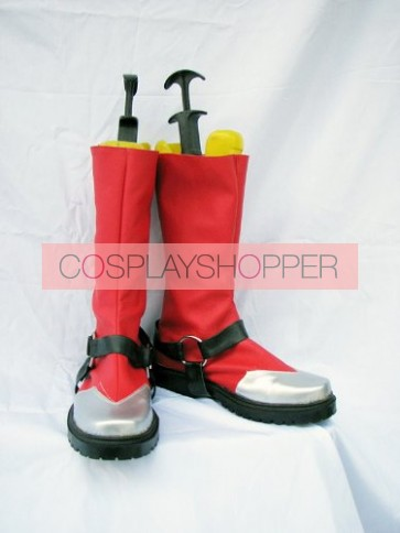 Blazblue Ragna the Bloodedge Cosplay Boots
