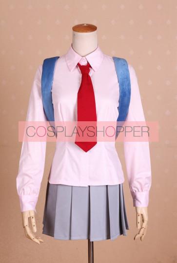 Kamisama Kiss Numano Himemiko School Uniform Cosplay Costume