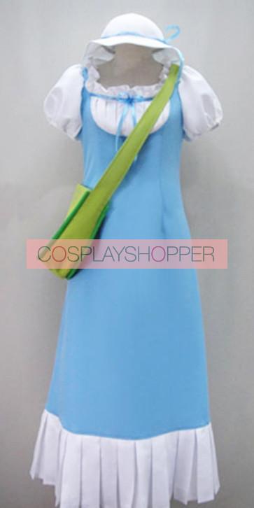 Kobato. Kobato Hanato Dress Cosplay Costume