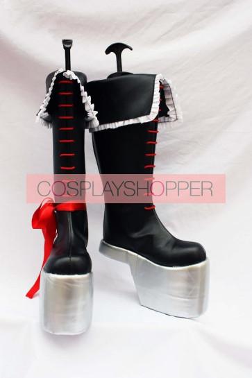 Blazblue Rachel Alucard Cosplay Boots
