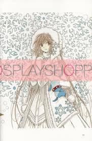 Kobato. Kobato Hanato White Winter Dress Cosplay Costume