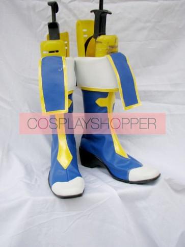 Blazblue Noel Vermillion Cosplay Boots