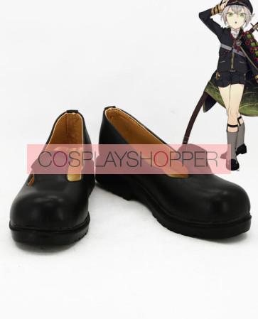 Touken Ranbu Hotarumaru Cosplay Shoes