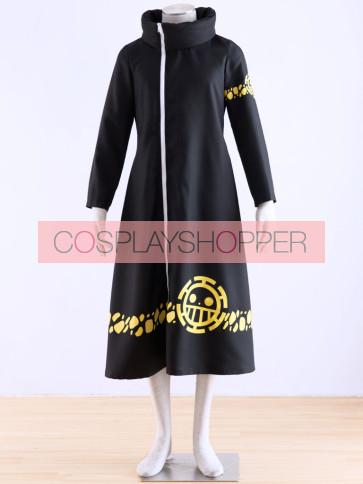 One Piece Trafalgar Law Cosplay Jacket
