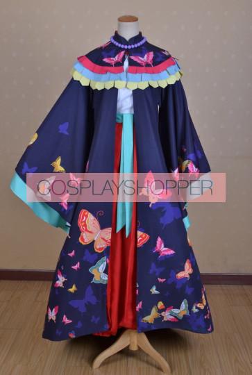 Kamisama Kiss Kamisama Hajimemashita Nanami Momozono Kimono Cosplay Costume