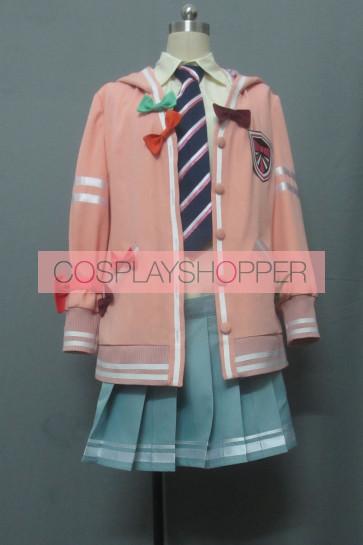 Hatsune Miku: Project DIVA Uniform Cosplay Costume