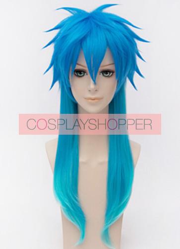 Blue 55cm Dramatical Murder Aoba Seragaki DMMD Cosplay Wig
