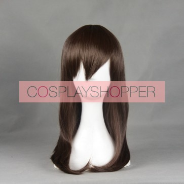 Brown 50cm God Eater Burst Cosplay Cosplay Wig