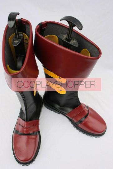 Gurren Lagann Simon Cosplay Boots