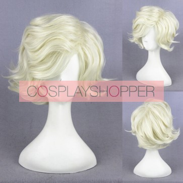 Gold 30cm Touken Ranbu Gokotai Cosplay Wig