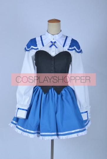 Absolute Duo Julie Sigtuna School Uniform Cosplay Costume