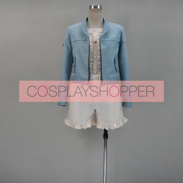 The Rolling Girls Nozomi Moritomo Cosplay Costume
