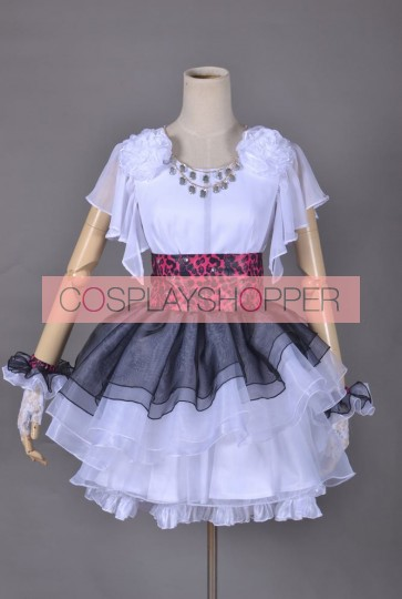 Love Live! Bibi Eri Ayase Party Dress Cosplay Costume