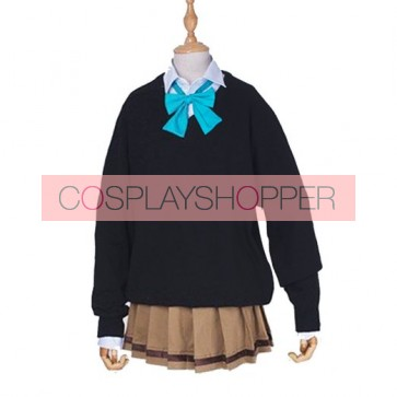 One Week Friends Kaori Fujimiya Cosplay Costume