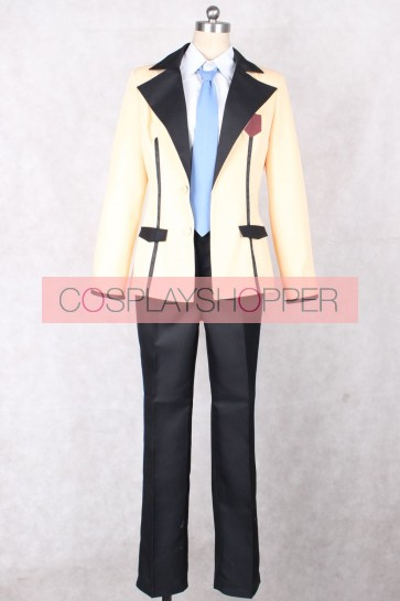Gonna be the Twin-Tails!! Soji Mitsuka Tail Red Cosplay Costume