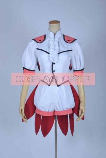 Cute High Earth Defense Club Love! Yumoto Hakone Cosplay Costume - V2