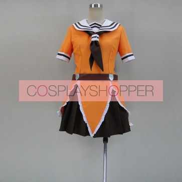 Kantai Collection KanColle Naka Cosplay Costume