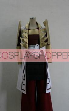 Sengoku Musou 2 Samurai Warriors 2 Sakon Shima Cosplay Costume