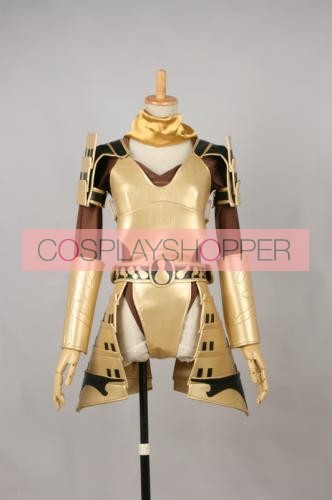 Sengoku Musou 3 Samurai Warriors 3 Nene Uniform Cosplay Costume
