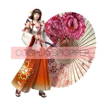 Sengoku Musou 3 Samurai Warriors 3 Okuni Cosplay Costume
