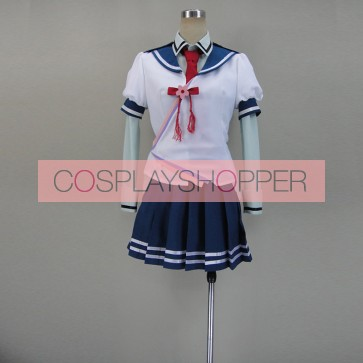 Kantai Collection KanColle Ooyodo Cosplay Costume