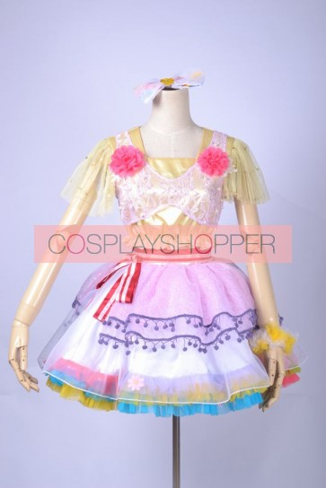 Love Live! Printemps Honoka Kosaka Cosplay Costume