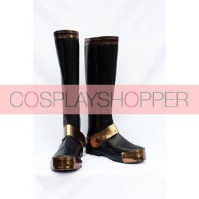 Sengoku Musou 3 Samurai Warriors 3 Motonari Mori Cosplay Boots