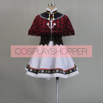 Love Live! Umi Sonoda Awaken Cosplay Costume