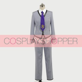 The Betrayal Knows My Name Yuki Giou Sakurai Uniform Cosplay Costume