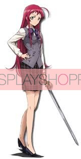 The Devil Is a Part-Timer! Emi Yusa Emilia Justina Cosplay Costume