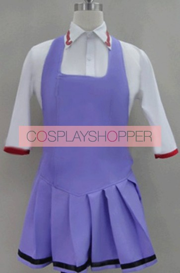 The Qwaser Of Stigmata Hana Katsuragi Cosplay Costume